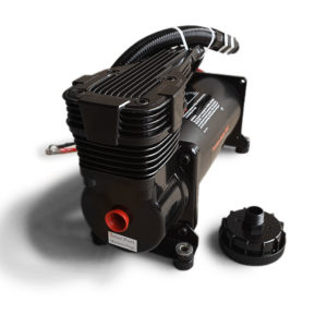 485C Air Compressor – 3/8″ (Black or Chrome)