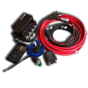 Down Air Suspension Management System Deluxe – Non Bluetooth
